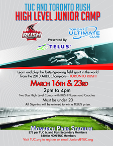 TUC HIGH LEVEL YOUTH CAMPS