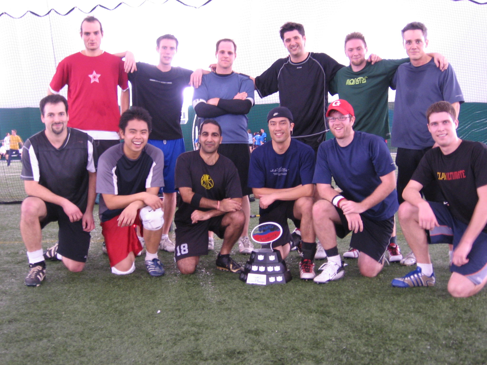 Men's League Champs